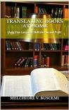 Translating Books at Home by Melchiore V. Buscemi