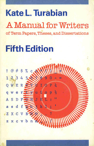 Kate turabian a manual for writers of term papers theses Paper Format in Turabian Chicago Style