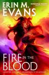 Fire in the Blood (Brimstone Angels, #4)