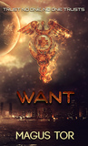 Want: Trust no one, no one trusts (Numbered, #1)
