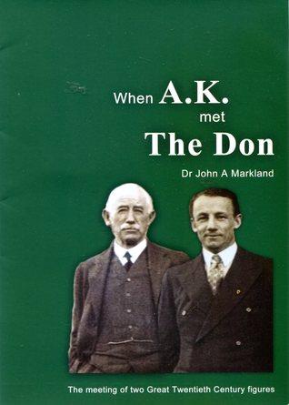 When A.K. met The Don