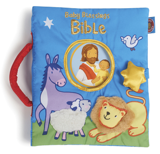 Baby Blessings Bible by Alice Joyce Davidson