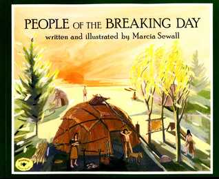 People of the Breaking Day by Marcia Sewall