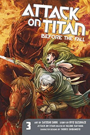 Attack on Titan: Before the Fall, Vol. 3
