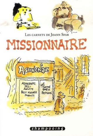 Missionnaire (Carnets #7)