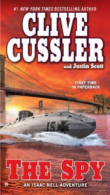 The Spy by Clive Cussler