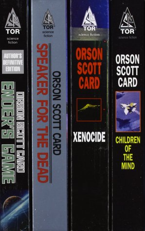 The Ender Quartet Box Set by Orson Scott Card