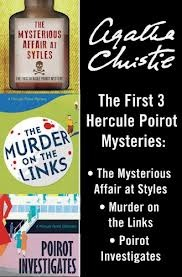 The First 3 Hercule Poirot Mysteries by Agatha Christie