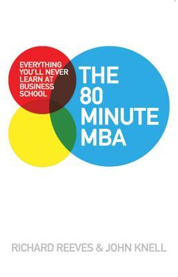 The 80 Minute MBA by Richard Reeves