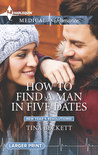 How to Find a Man in Five Dates (New Year's Resolutions! - Book 1)