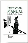 Instruction Manual for the 21st Century Samurai