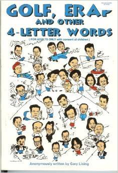 Golf, Erap, And Other 4 Letter Words