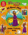 The Beginner's Bible All About Jesus Sticker and Activity Book
