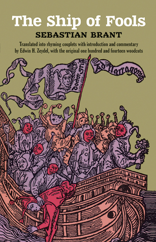 The Ship of Fools by Sebastian Brant