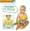 First Signs At Play Board Book