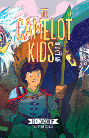 The Camelot Kids: Volume One (The Camelot Kids, #1-4)