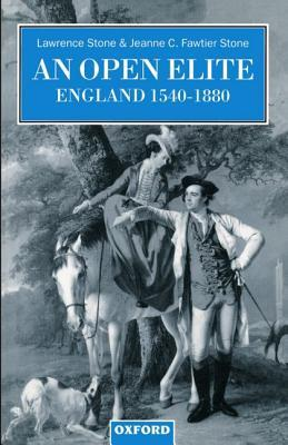 An Open Elite: England 1540-1880