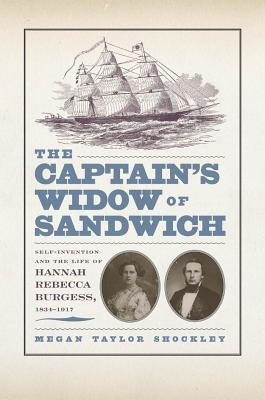 The Captain's Widow of Sandwich by Megan Shockley