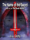 The Name of The Sword (The Gods Within, #4)