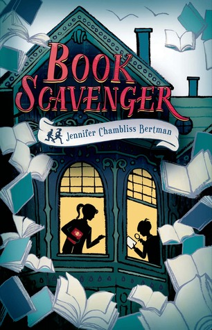 Image result for book scavenger