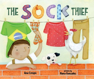 The Sock Thief: A Soccer Story