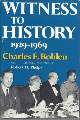 Witness to History, 1929-1969