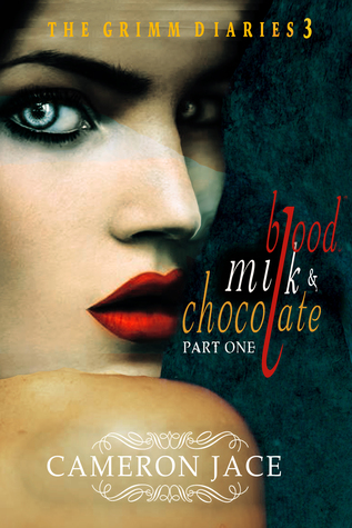 Cameron Jace Blood Milk And Chocolate
