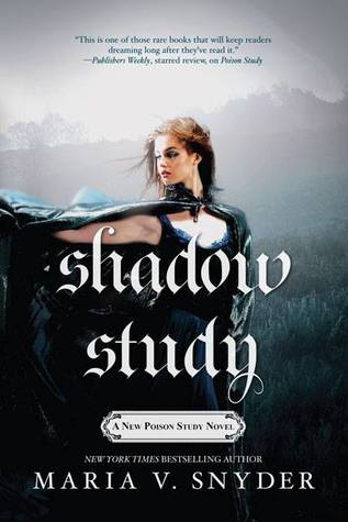 Image result for shadow study maria v snyder