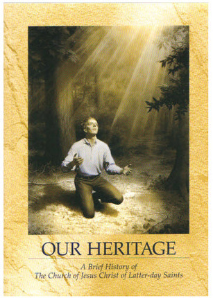 Our Heritage by The Church of Jesus Christ ...