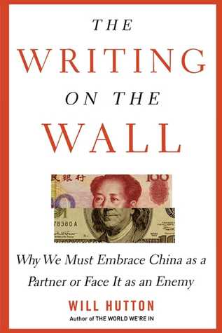 The Writing on the Wall: Why We Must Embrace China as a Partner or Face It as an Enemy