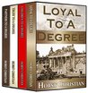 Loyal To A Degree, Children To A Degree, Trust To A Degree, Partners To A Degree - Boxed Set