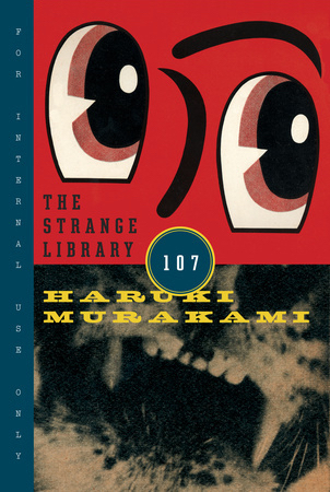 Image result for strange library murakami
