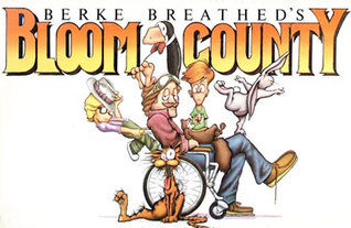 Bloom County by Berkeley Breathed