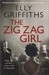 The Zig Zag Girl (Stephens & Mephisto Mystery, #1)