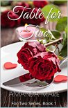 Christian Romance (Table For Two): Young Adult and Adult Romance, Christian Contemporary Fiction as a Love Story (For Two Series Book 1)
