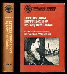 Letters From Egypt by Lucie Duff Gordon