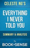 Everything I Never Told You: A Novel by Celeste Ng | Summary & Analysis