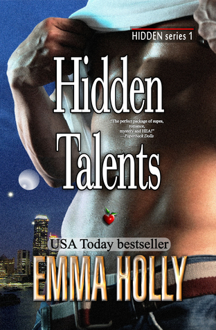 Hidden Talents by Emma Holly