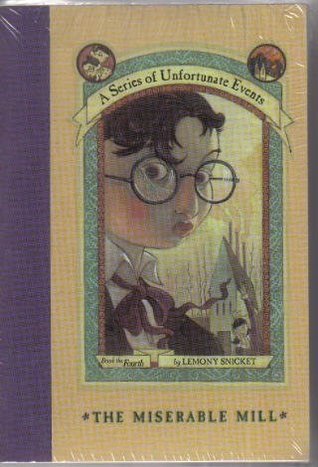 A Series of Unfortunate Events Pack (Books 1-4) by Lemony Snicket
