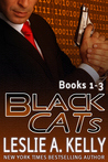 BLACK CATS BOXED SET -- Three Thrilling Full-Length Novels of Suspense!