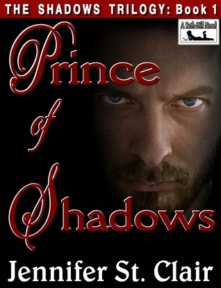 The Prince of Shadows (The Shadows Trilogy, #1)