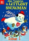 Christmas Comic Book Stories for Children Issue 1- The Littlest Snowman