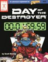 Day of the Destroyer (Champions Ser.)