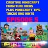 Creative Minecraft Furniture Ideas Plus Minecraft Tips, Tricks and Hints Episode 5