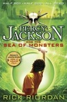 Percy Jackson and the Sea of Monsters (Percy Jackson and the Olympians, #2)