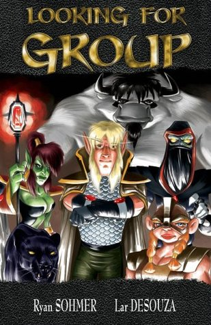 Looking For Group, Volume 1 by Ryan Sohmer