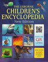Usborne CHILDREN'S ENCYCLOPEDIA New Edition SoftCover w QR & ... by Felicity Brooks et al