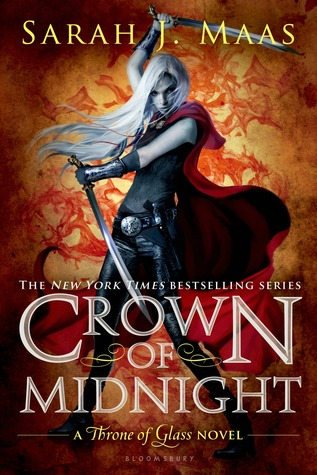 Crown of Midnight (Throne of Glass, #2) cover image