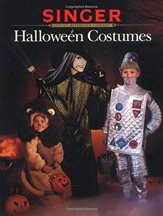 Halloween Costumes by Singer Sewing Company