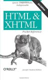 HTML and XHTML Pocket Reference